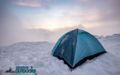 Winter Camping Tips: Stay a Happy Camper Even in Single-Digit Temps
