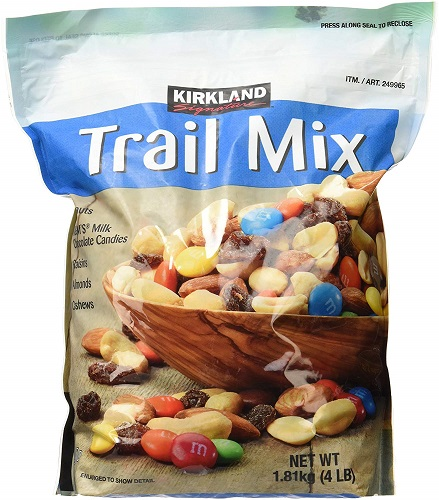 Kirkland Signature Trail Mix,
